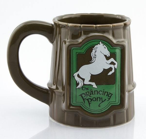 Lord Of The Rings - Prancing Pony Mug