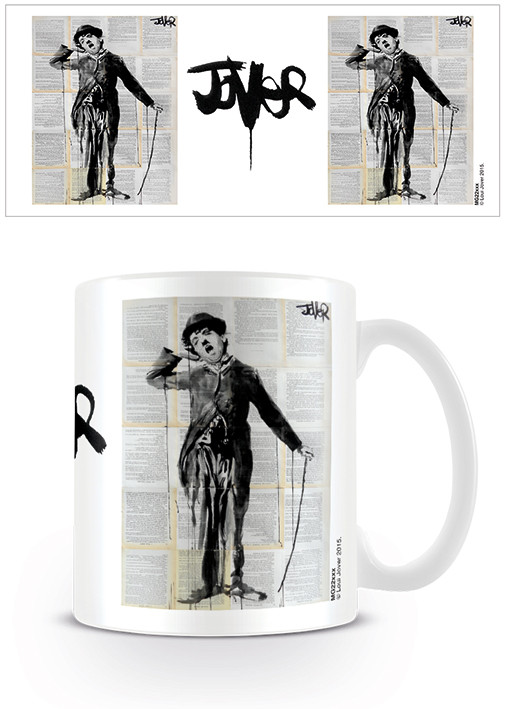 Loui Jover - The Little Tramp Mug