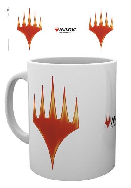 Cup Magic The Gathering - Planeswalker Logo