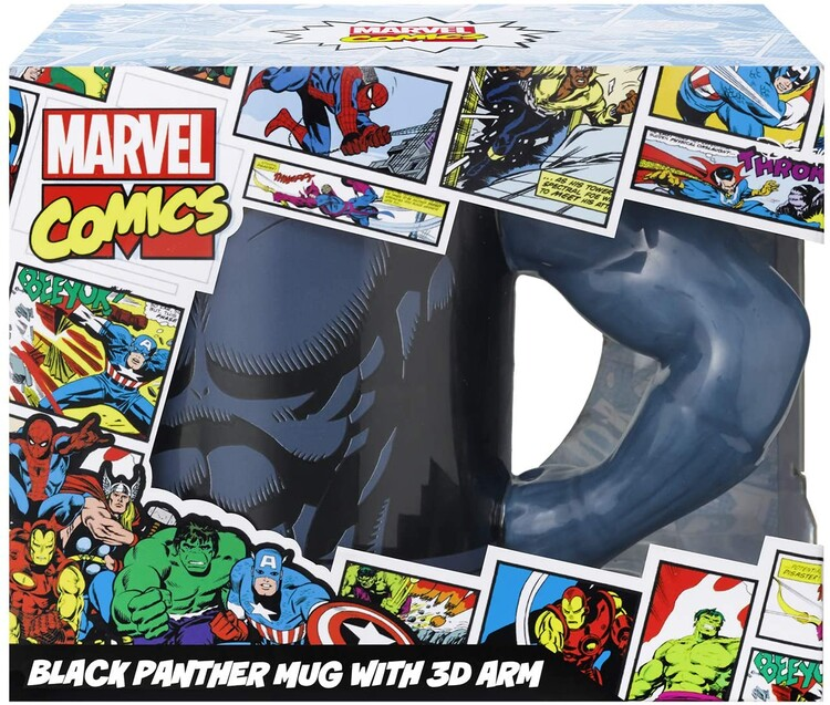 Cup Marvel - Black Panther