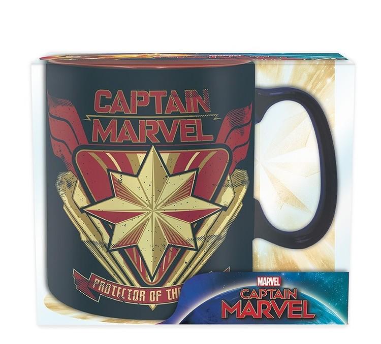 Cup Marvel - Captain Marvel