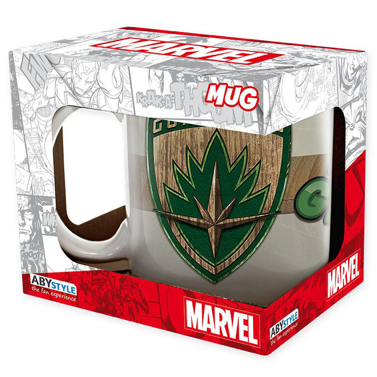 Cup Marvel - Groot