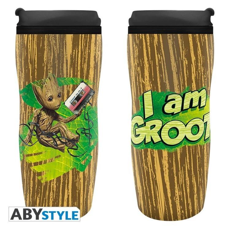Travel mug Marvel - Groot