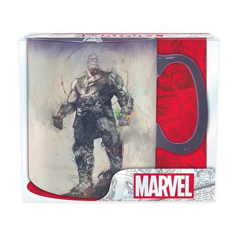 Cup Marvel - Powerful Thanos