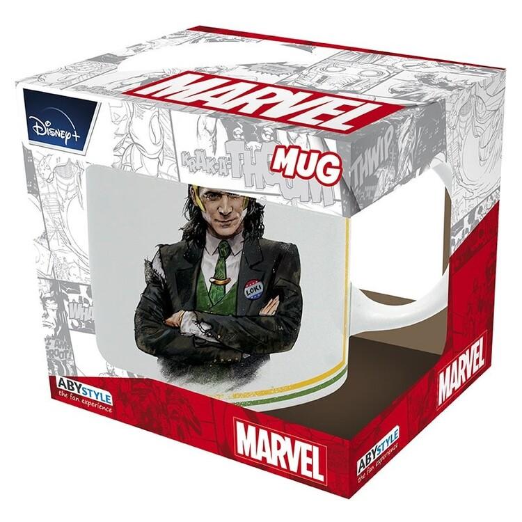 Cup Marvel - President Loki