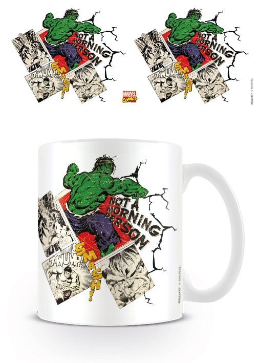 Marvel Retro - Not a Morning Person Mug