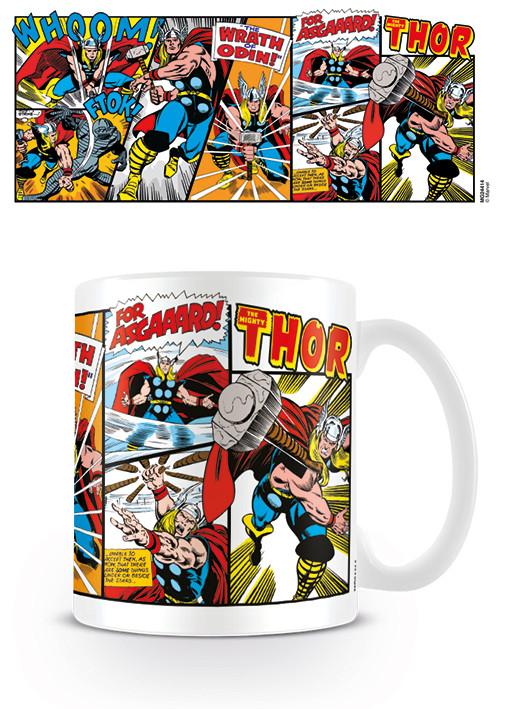 Marvel Retro - Thor Panels Mug
