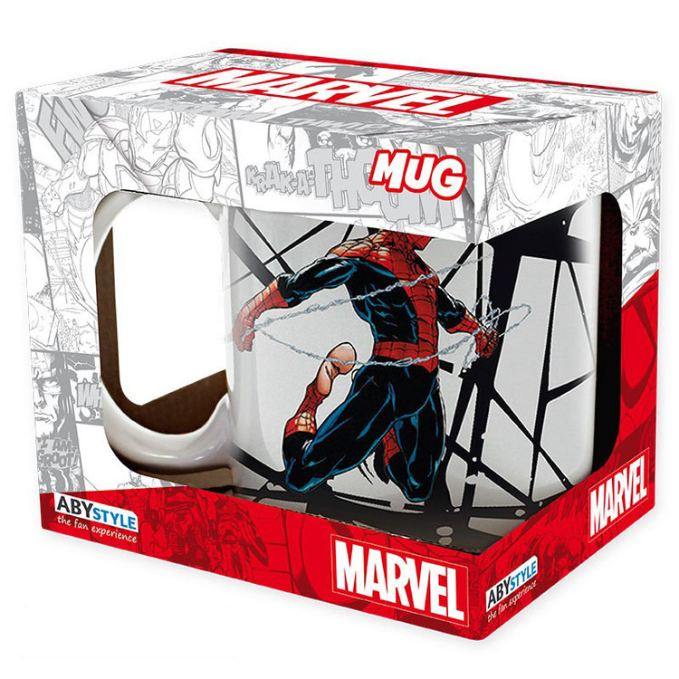 Marvel – Spiderman Design Mug