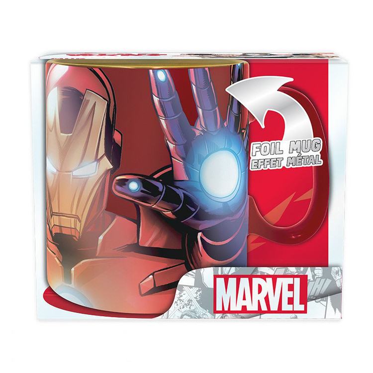 Cup Marvel - The Armored Avenger