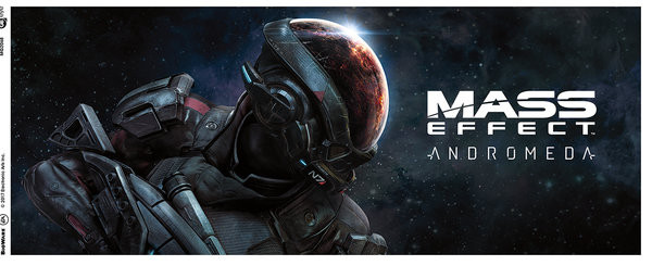 Mass Effect Andromeda - Key Art Mug