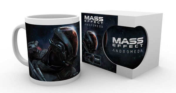 Mass Effect Andromeda - Key Art Mug