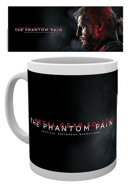 Metal Gear Solid - Cover Mug
