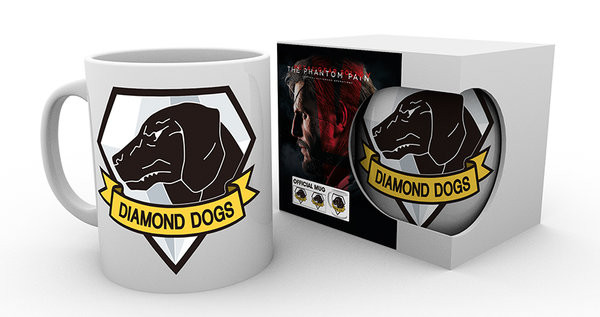 Metal Gear Solid - Diamond Dogs Mug