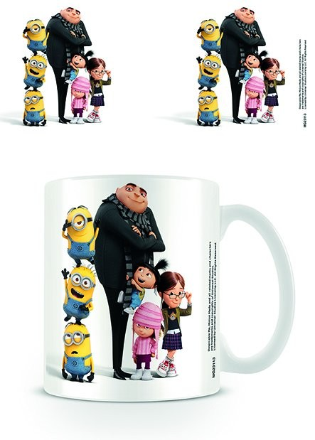 Minions (Despicable Me) - with Gru Mug