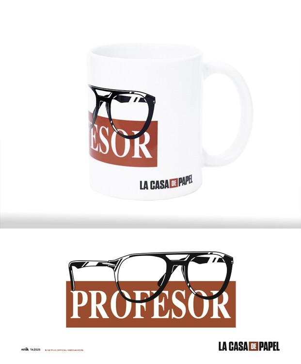 Cup Money Heist (La Casa De Papel) - Glasses
