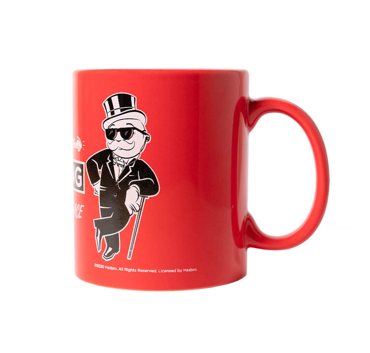 Cup Monopoly - Magnificent