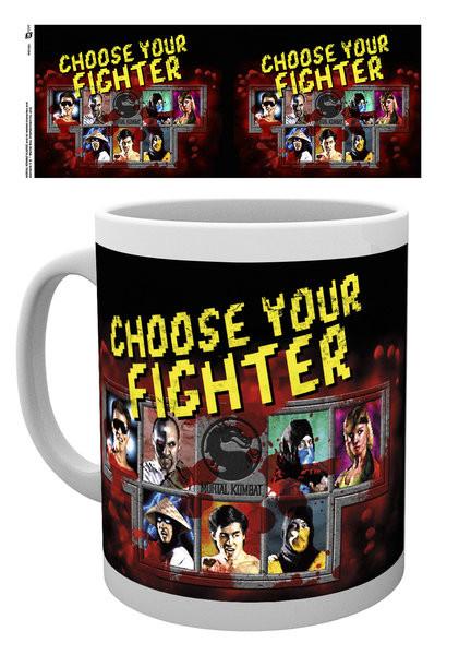 Mortal Kombat - Fighter Mug