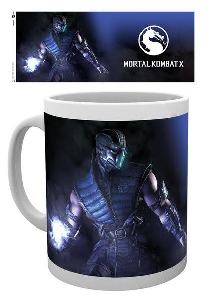 Mortal Kombat X - Sub Zero Mug