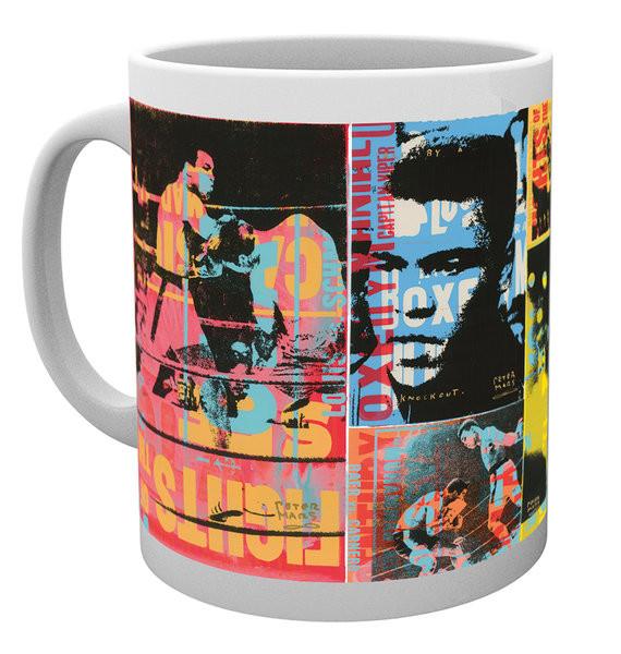 Muhammad Ali - Stylised Mug
