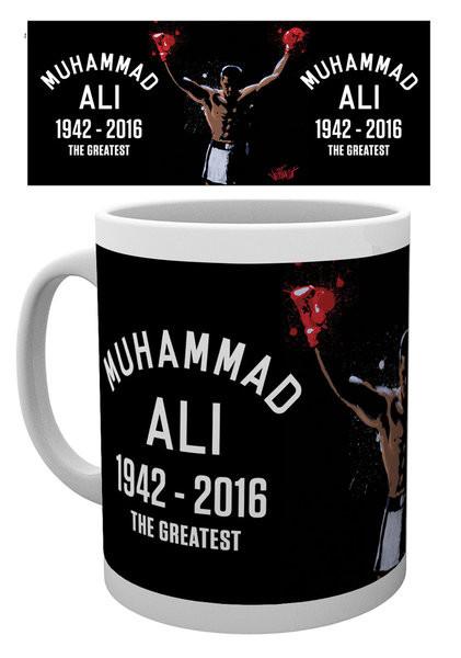 MUHAMMAD ALI - The Greatest Mug