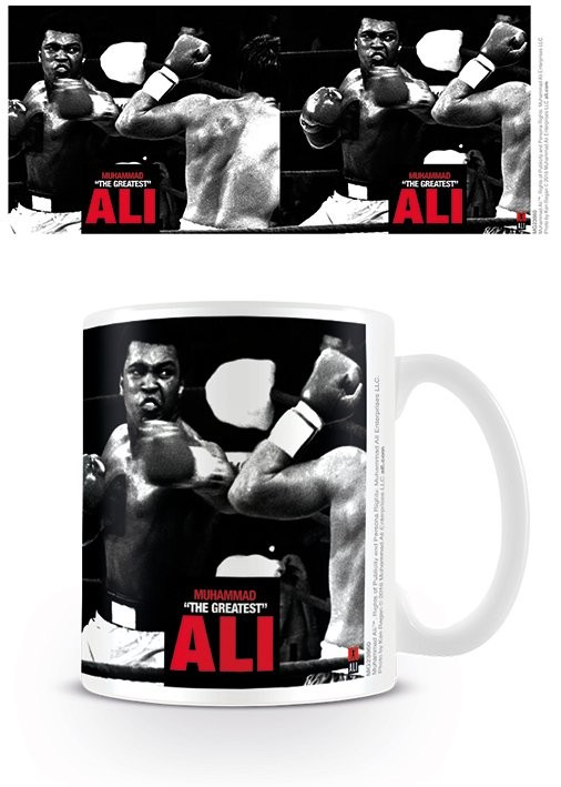 Muhammad Ali - The Greatest Mug