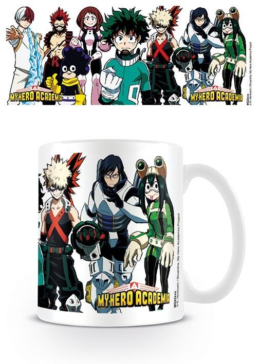 My Hero Academia - Academy Costumed Heroes Mug