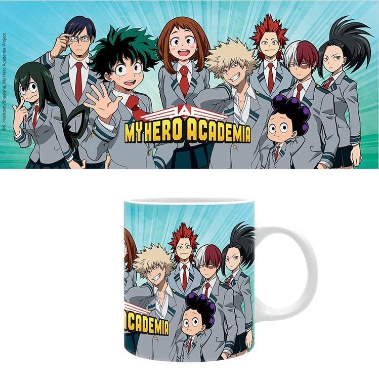 Cup My Hero Academia - Class