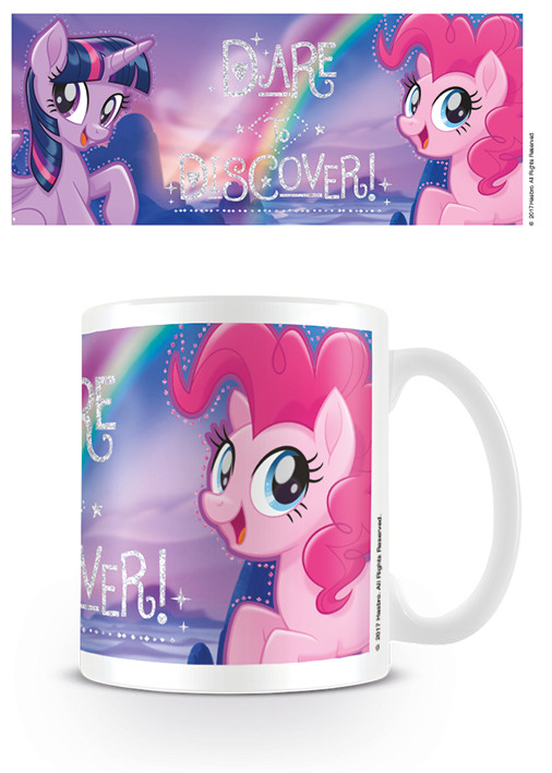 My Little Pony Movie - Dare To Discover Mug