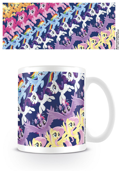 My Little Pony: Movie - Mane 6 Mug
