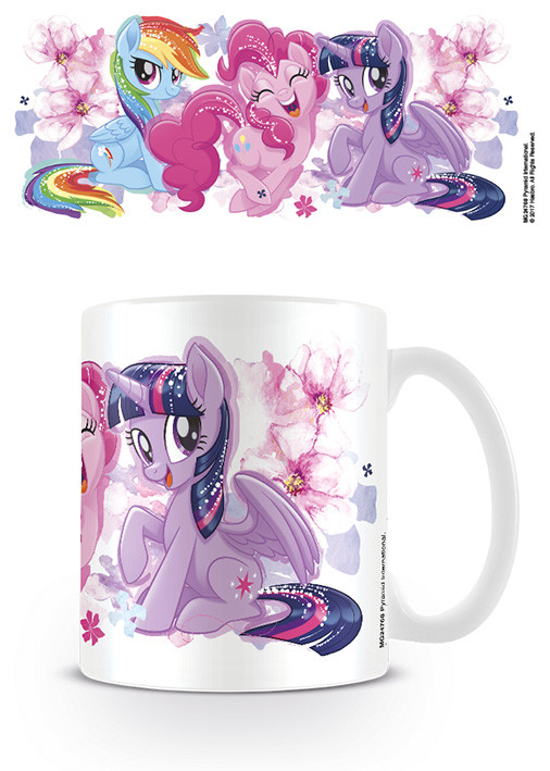 My Little Pony: Movie - Pony Tail Mug