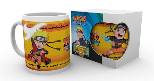 NARUTO SHIPPUDEN - Jump Mug