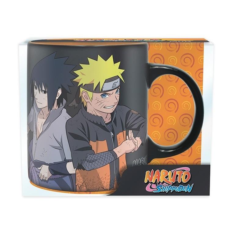 Naruto Shippuden - Naruto & Sasuke vs Madara Mug