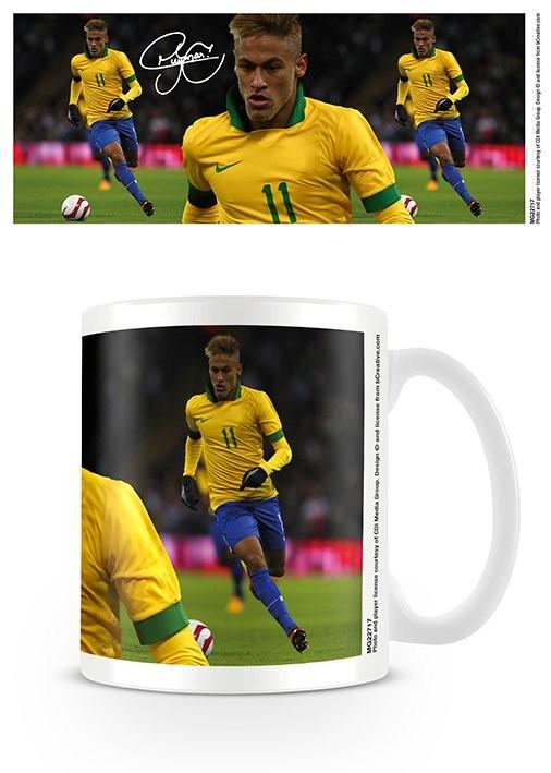 Neymar - Autograph Mug