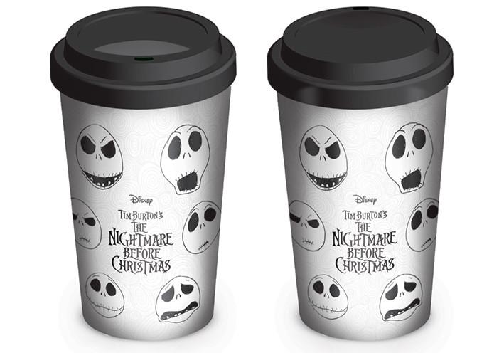 Nightmare Before Christmas - Faces Of Jack Mug