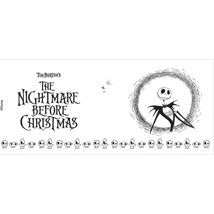 Cup Nightmare Before Christmas - Jack