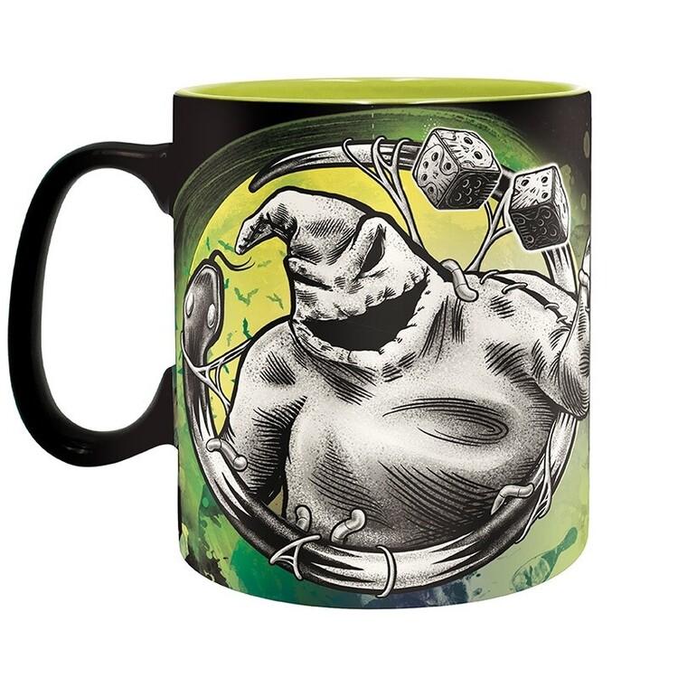 Cup Nightmare Before Christmas - Jack & Oogie