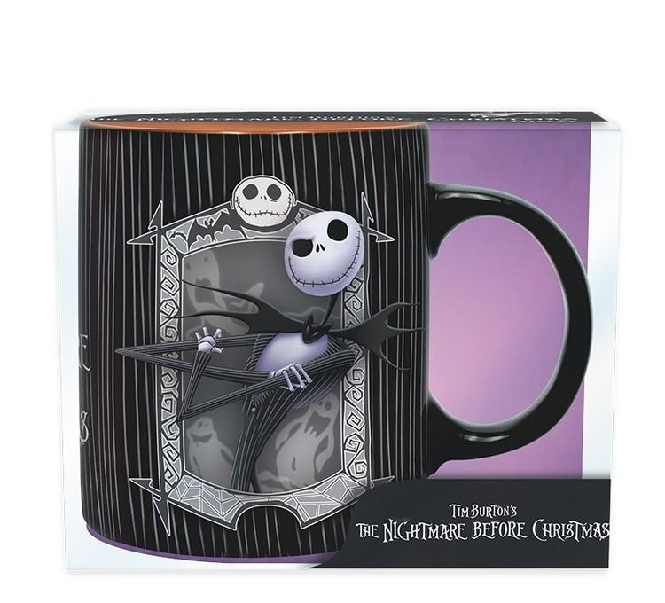 Cup Nightmare Before Christmas - Jack & Zero