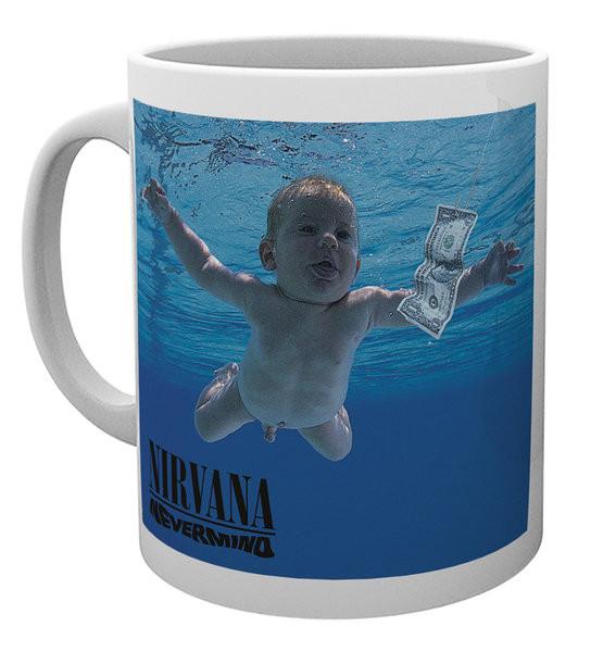 Nirvana - Nevermind Mug