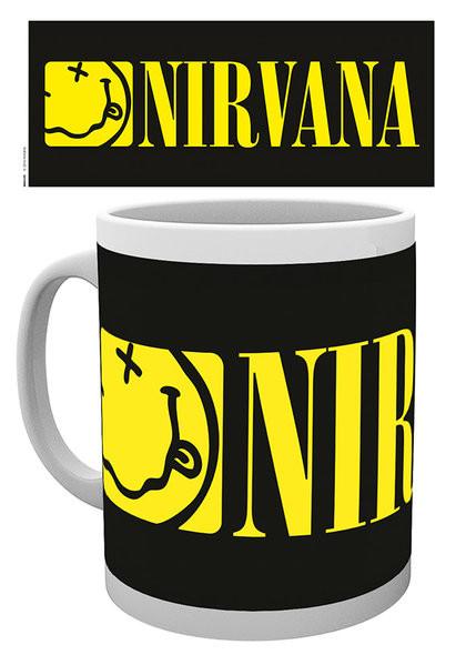 Nirvana - Tongue Mug