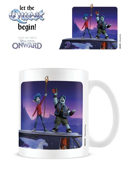 Cup Onward - Let The Quest Begin!