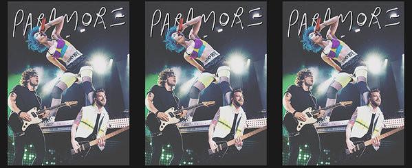 Paramore - Trio Mug