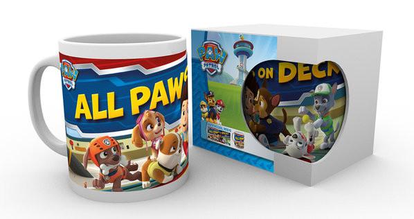 Paw Patrol - Paws on deck Mug