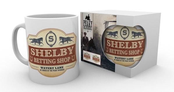 Cup Peaky Blinders - Betting Shop