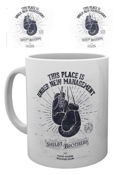 Peaky Blinders - Boxing Mug