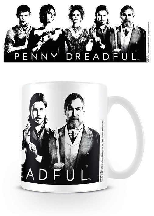 Penny Dreadful - Contrast  Mug