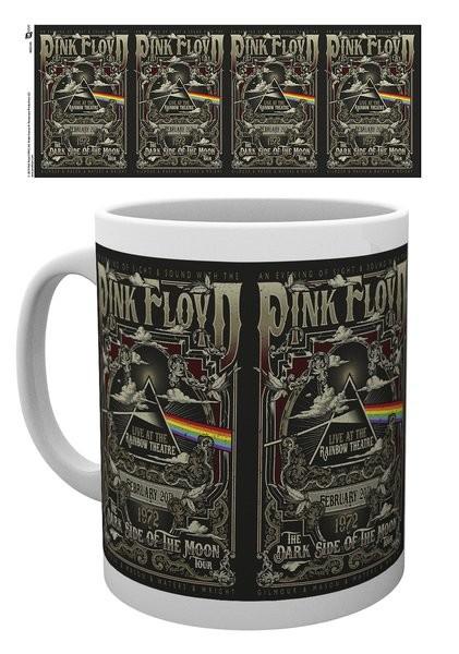 Pink Floyd – Rainbow Theatre Mug