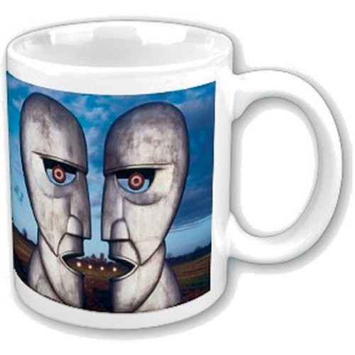 Pink Floyd – The Division Bell Metal Heads Mug
