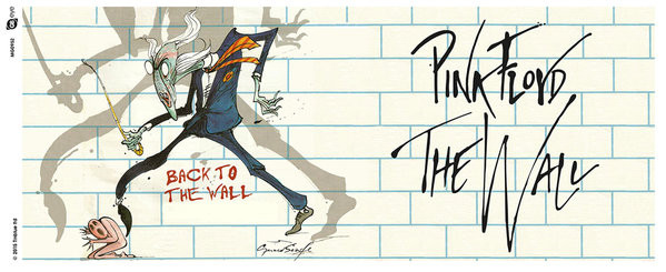 ... Pink Floyd The Wall - Back To The Wall Mug ...  sc 1 st  EuroPosters & Pink Floyd: The Wall - Back To The Wall Mug Cup | Buy at EuroPosters