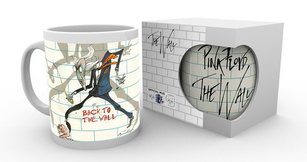Pink Floyd: The Wall - Back To The Wall Mug