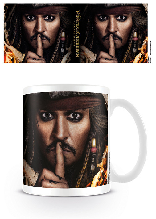 Pirates of the Caribbean - Can You Keep A Secret Mug